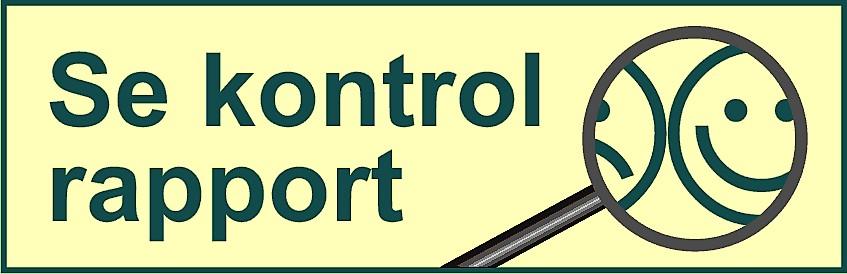 Se vores seneste kontrol rapport